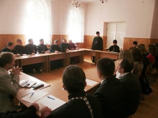 вчена рада Відбулось засідання Вченої Ради ЛПБА