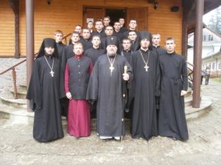 спільна манява Паломництво до Манявської святині