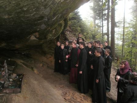 42 Паломництво до Манявської святині