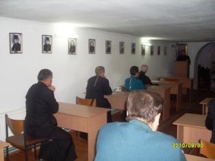 виступ 21 Відбулось засідання наукового семінару