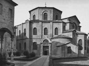 равенна Дещо про візантійську ікону та архітектуру