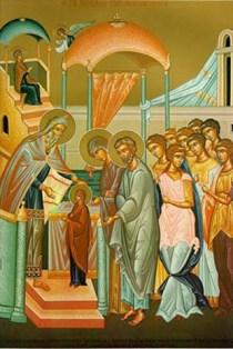 введення Проповідь на Введення Пресвятої Богородиці