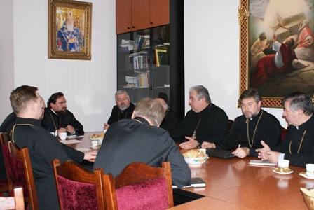 збори 2 Збори благочинних Львівсько Сокальської єпархії