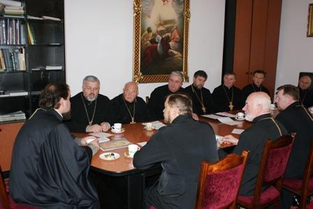 збори 3 Збори благочинних Львівсько Сокальської єпархії