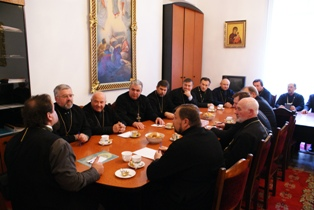 збори Збори благочинних Львівсько Сокальської єпархії