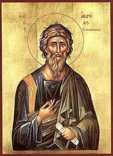 ап. Андрій Проповідь в день памяті св. ап. Андрія Первозванного