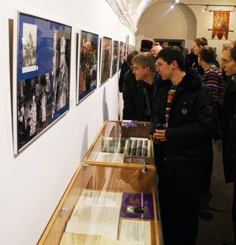 виставка 9 Відкриття виставки