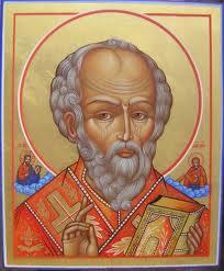 св. Миколай Життя святителя Миколая, архієпископа Мир Лікійських