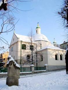 clip image0021 Княжий Свято Миколаївський храм м.Львова
