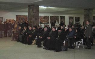 1 Виставка сучасного іконопису у Львівському палаці мистецтв