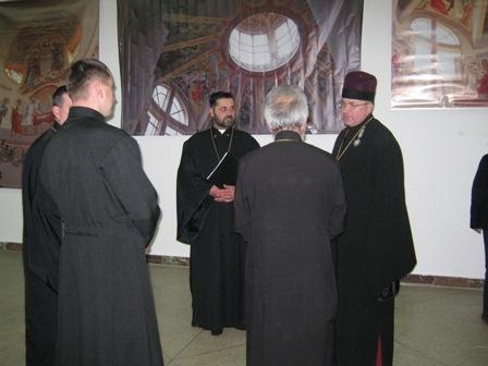 4 Виставка сучасного іконопису у Львівському палаці мистецтв