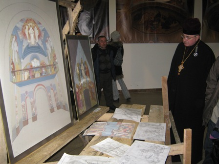 6 Виставка сучасного іконопису у Львівському палаці мистецтв