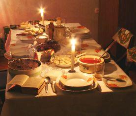 wigilia1 Царські Часи на Різдво Христове
