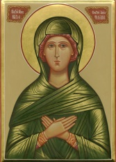 Mariamna Життя святої Маріамни, сестри ап. Филипа