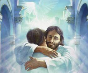 JesusHug Покрий мене любовю, Боже...