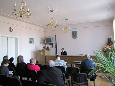 конференція 2 ЛПБА взяла участь у конференції