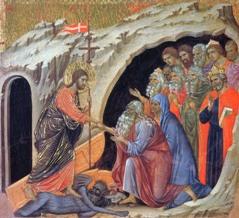 0Duccio DiscesaAlLimbo Редакція сайту ЛПБА вітає відвідувачів із Пасхою Христовою
