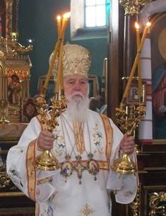 Його Святість 1 Многая літа, Святіший Владико!