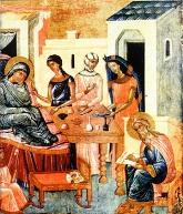 rozhdestvo ioanna predtechi Проповідь на Різдво св. Іоана Предтечі