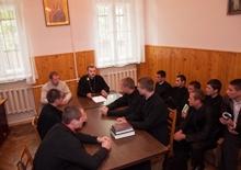 ПС 1 Відбулось засідання прес служби ЛПБА