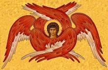 Seraphim 1 Слово про серафимів святителя Іоана Золотоустого