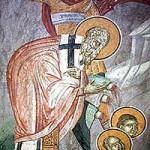St Babylas fresco 150x150      Життя і страждання Вавили Нікомідійського                                 і з ним 84 отроків