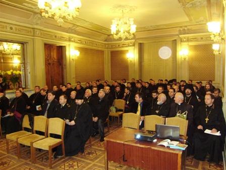 011 Відбулась науково практична конференція
