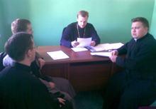 15 Засідання кафедри Священного Писання