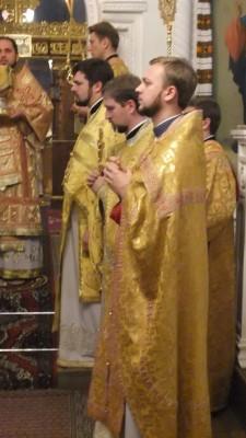 2 e1318269317304 Київська православна богословська академія відзначила Актовий день