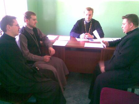 41 Засідання кафедри Священного Писання