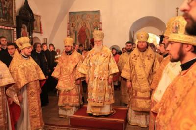 IMG 4927 e1318269195219 Київська православна богословська академія відзначила Актовий день