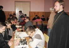 13 Дружній шаховий турнір