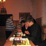 43 150x150 Дружній шаховий турнір