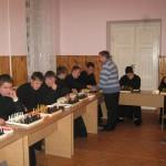 81 150x150 Дружній шаховий турнір