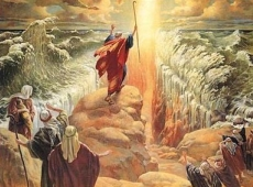 981b995 231 Біблійний та науковий погляд на перехід євреїв через Червоне море