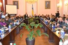 1 Міжнародна конференція Жити разом у відкритому європейському суспільстві: погляд з України