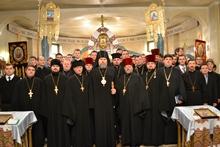 13 Святкування у Рівненській духовній семінарії