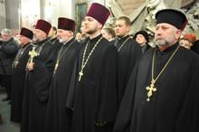 14 Вітання з Різдвом митрополита Димитрія