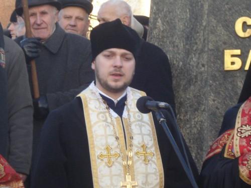 DSC06307 e1325446461362 У Львові відзначили 103 тю річницю від дня народження Степана Бандери