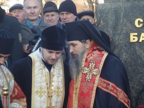 DSC06311 e1325446497775 У Львові відзначили 103 тю річницю від дня народження Степана Бандери