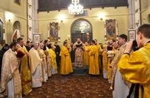 0 ЛПБА взяла участь у святковій Літургії у Свято Іоано Золотоустівському монастирі (ДОДАНО НОВІ ФОТО)
