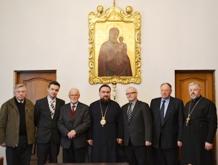 127 ЛПБА відвідала делегація з Німеччини