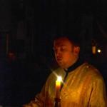132 150x150 ЛПБА взяла участь у святковій всенічній у Свято Іоано Золотоустівському монастирі