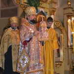 142 150x150 ЛПБА взяла участь у святковій всенічній у Свято Іоано Золотоустівському монастирі