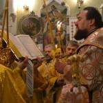 181 150x150 ЛПБА взяла участь у святковій всенічній у Свято Іоано Золотоустівському монастирі