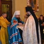 22 150x150 ЛПБА взяла участь у святковій всенічній у Свято Іоано Золотоустівському монастирі