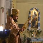 221 150x150 ЛПБА взяла участь у святковій всенічній у Свято Іоано Золотоустівському монастирі