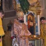 23 150x150 ЛПБА взяла участь у святковій всенічній у Свято Іоано Золотоустівському монастирі