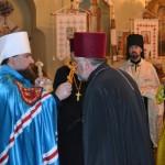 32 150x150 ЛПБА взяла участь у святковій всенічній у Свято Іоано Золотоустівському монастирі