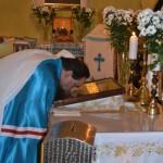 42 150x150 ЛПБА взяла участь у святковій всенічній у Свято Іоано Золотоустівському монастирі